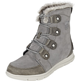 Sorel Expl**** Joan Kozaki Kobiety, quarry/black